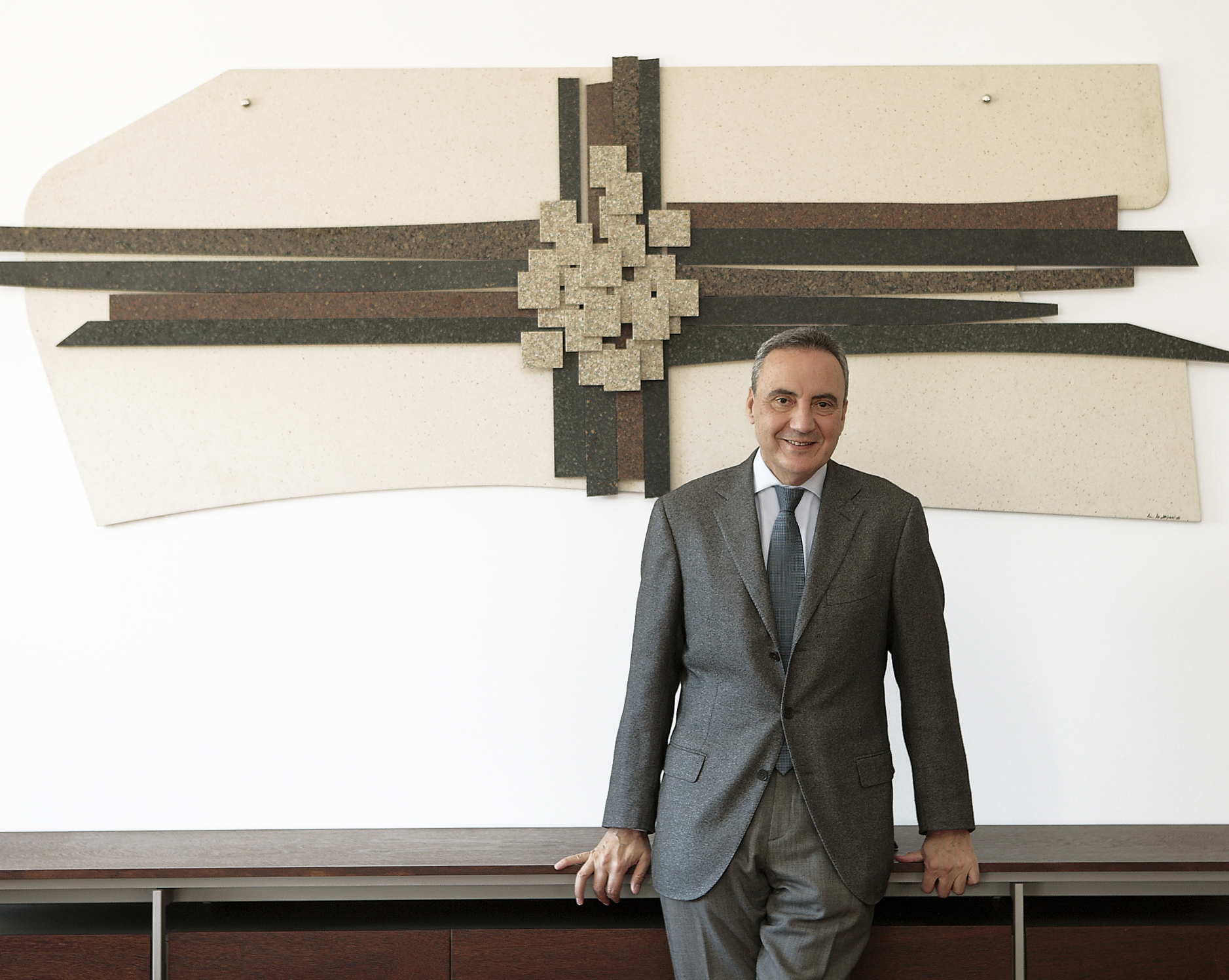 interview to francisco martínez cosentino justo president of