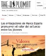 Los Embajadores Honorarios de la Marca España promueven el valor del esfuerzo entre los jóvenes