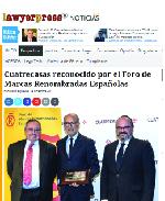 Cuatrecasas reconocido por el Foro de Marcas Renombradas Españolas