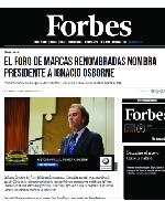 El Foro de Marcas Renombradas nombra presidente a Ignacio Osborne