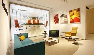 Nuevo showroom de Andreu World en Madrid