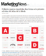 Ochenta marcas españolas dan forma a la primera edición del Atlas de la Moda